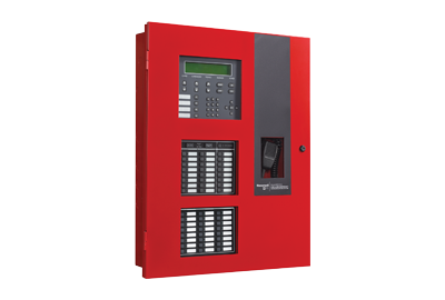 Silent Knight Fire Alarm Control Panel Has Built-in Emergency Voice System