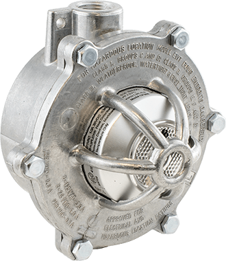 Explosion Proof Devices