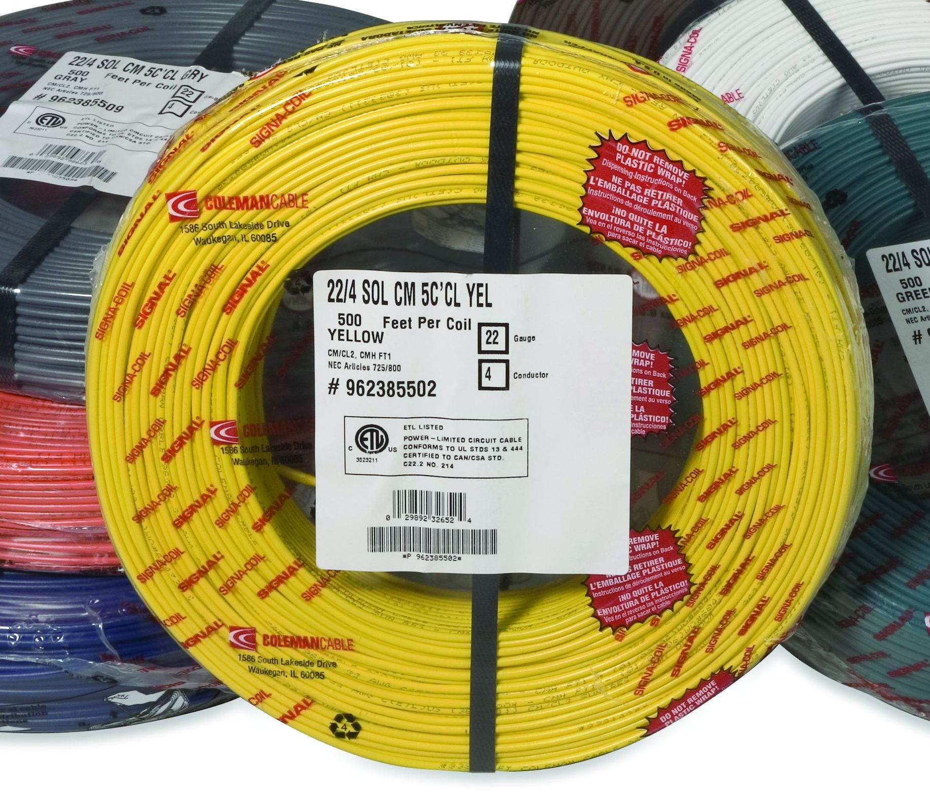 Solid Wire