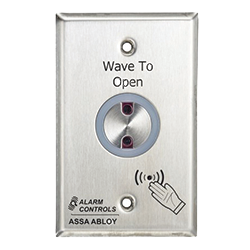 alarm-controls-touchless-access-control